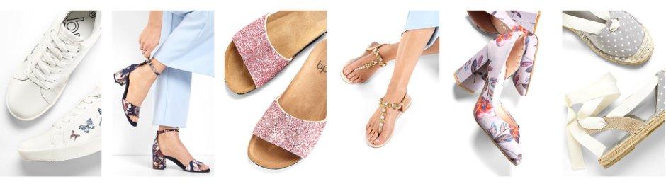 400f1afe8383 Damesko ǀ sko til damer kjøper du hos bonprix.no