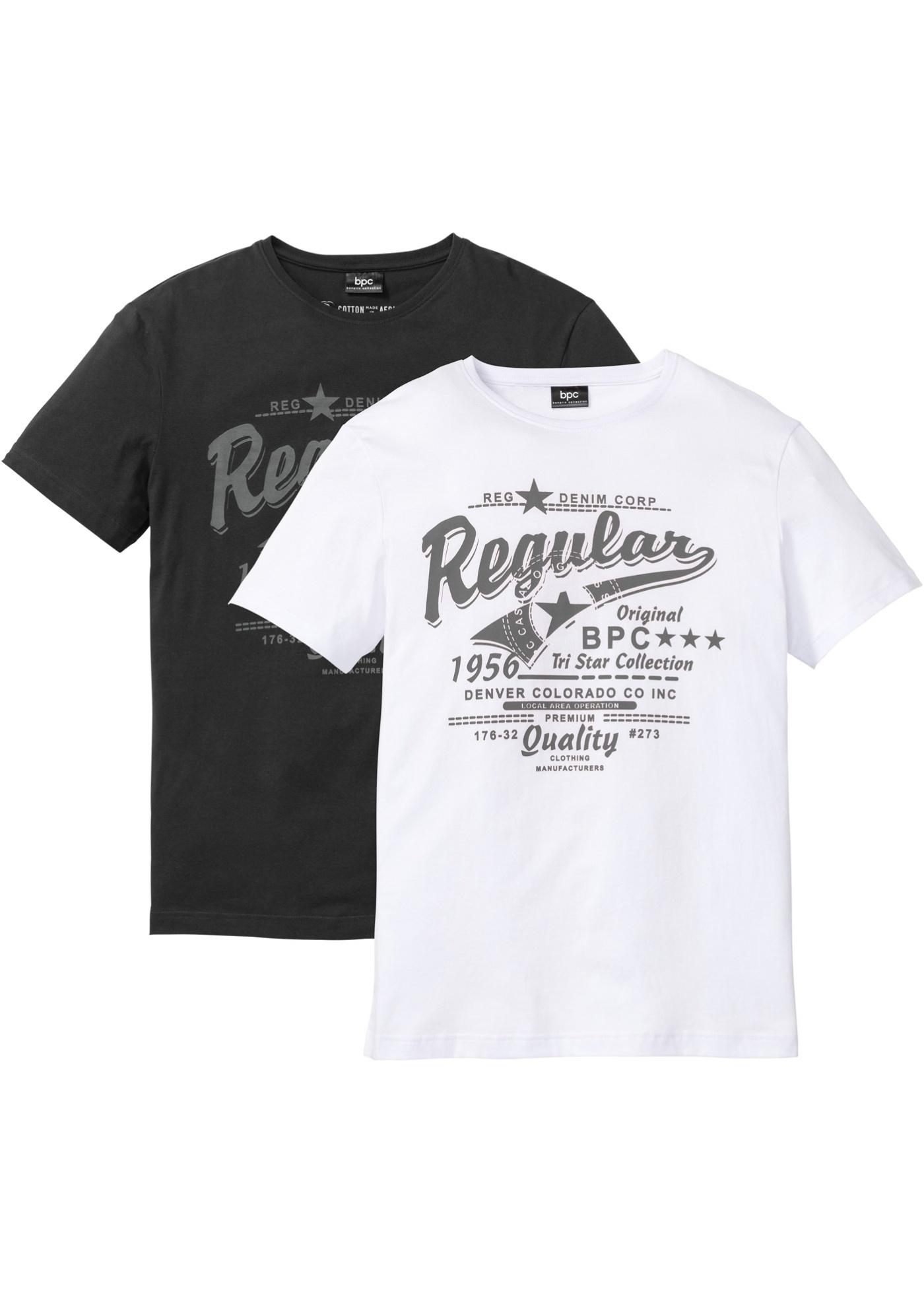 Bilde av 2-pack T-shirts med trykk