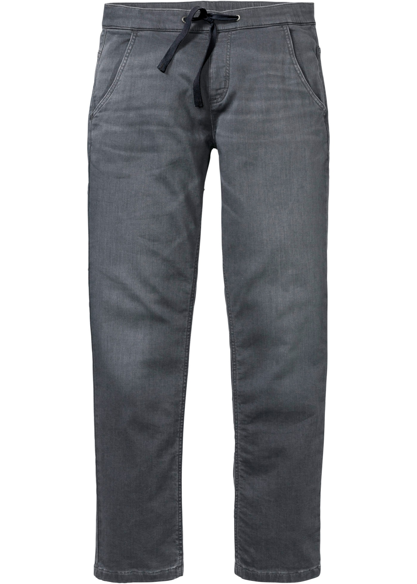 Slim Fit Sweat-Jeans, Straight