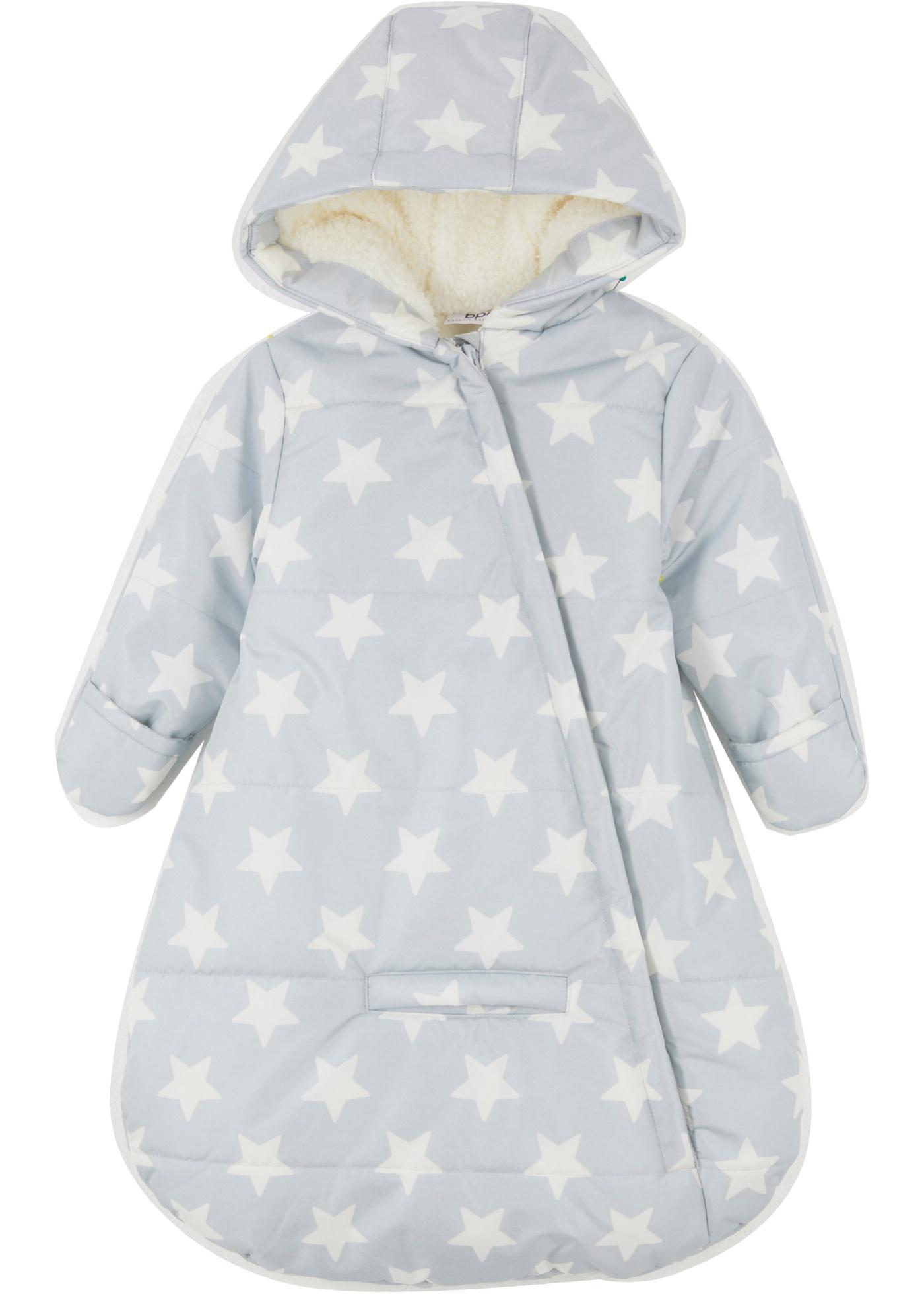 Vinterpose til baby