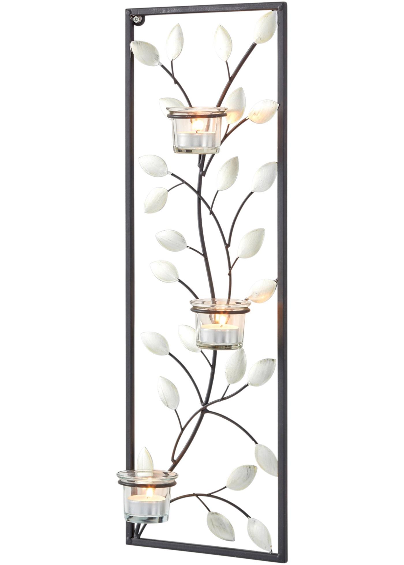 Vegg-lysholder Lilly