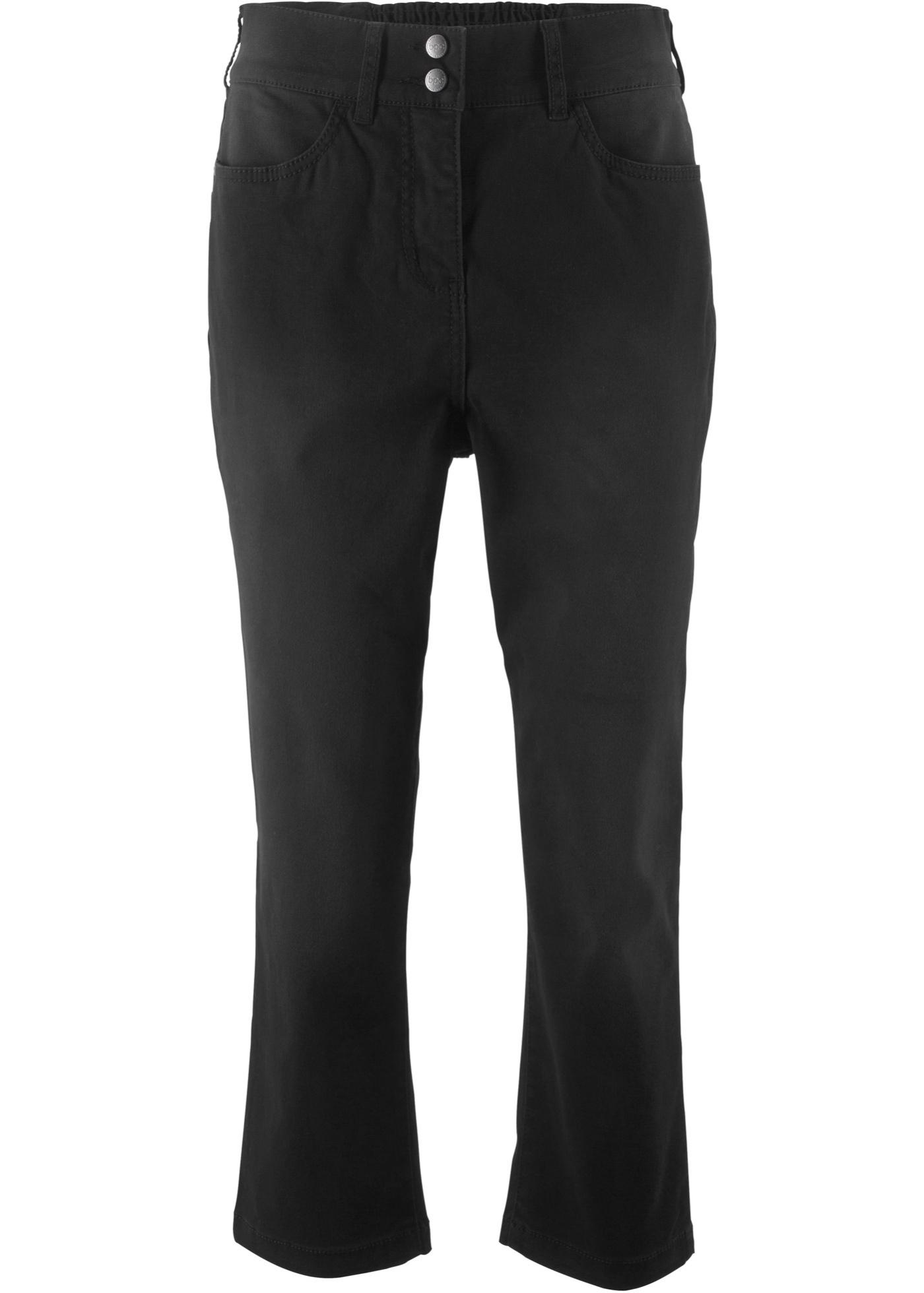Bilde av 3/4-lan bukse med pull on-linning