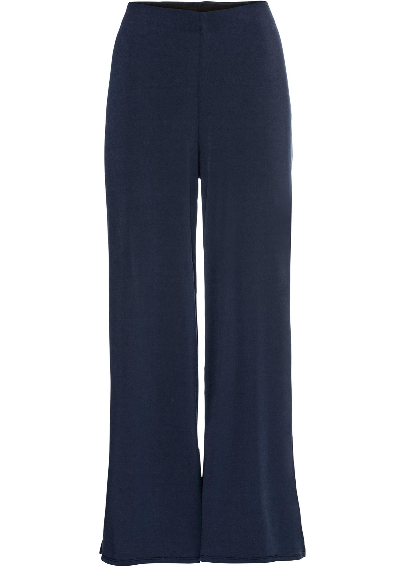 Bilde av 3/4-lang bukse med splitt