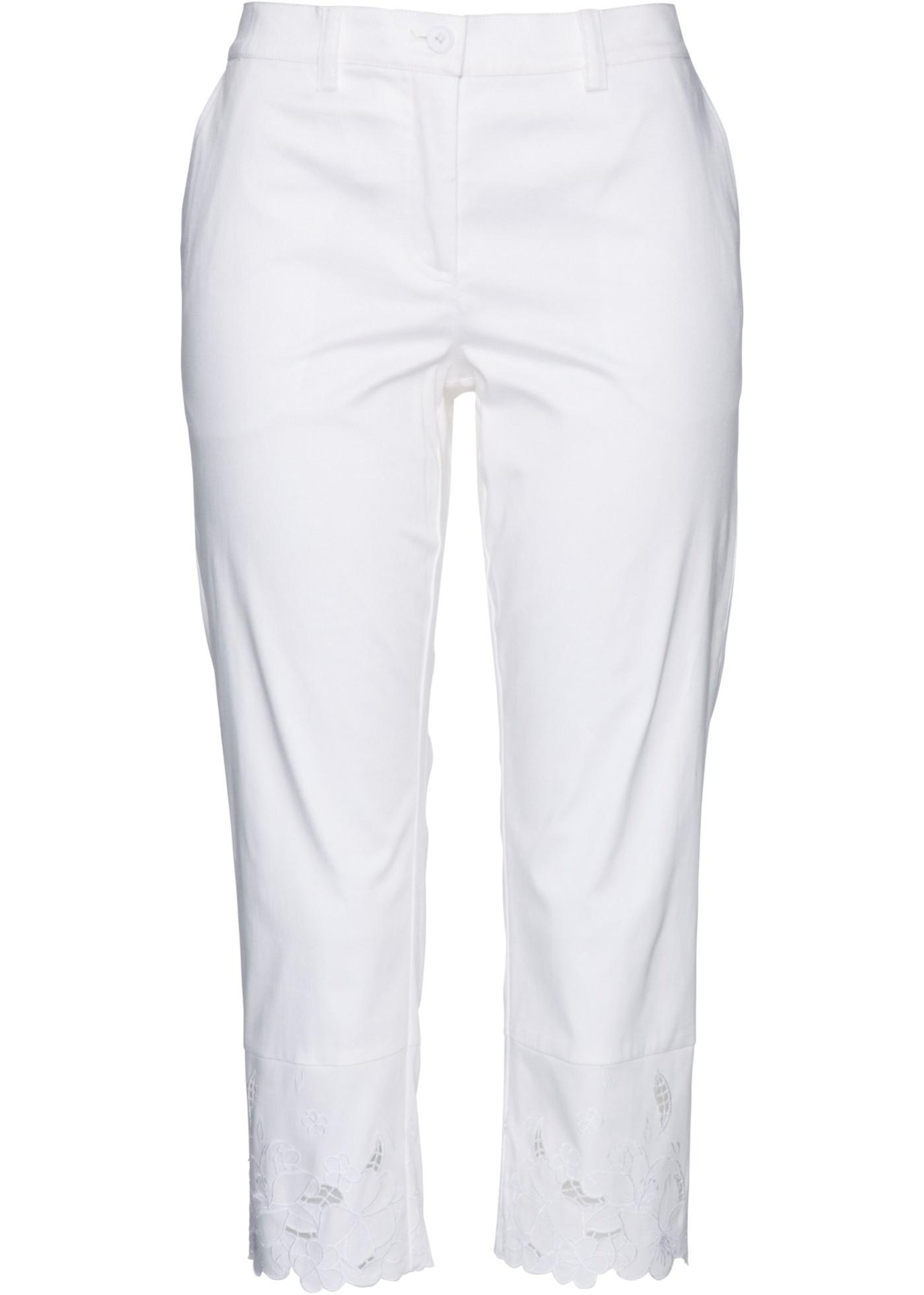 Bilde av 3/4-lang Bukse Med Blonde
