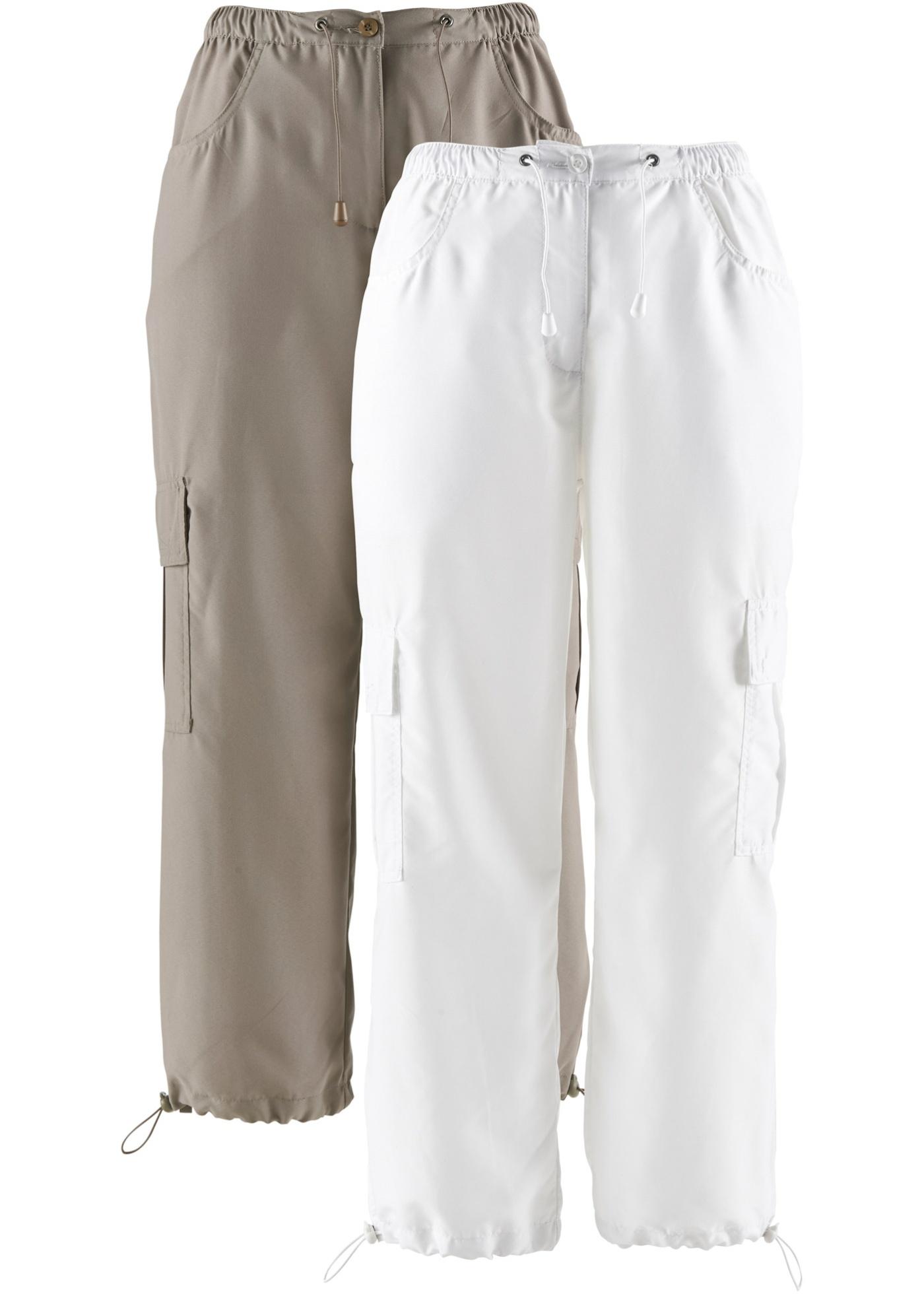 Bukse, 7/8-lang (2-pack)