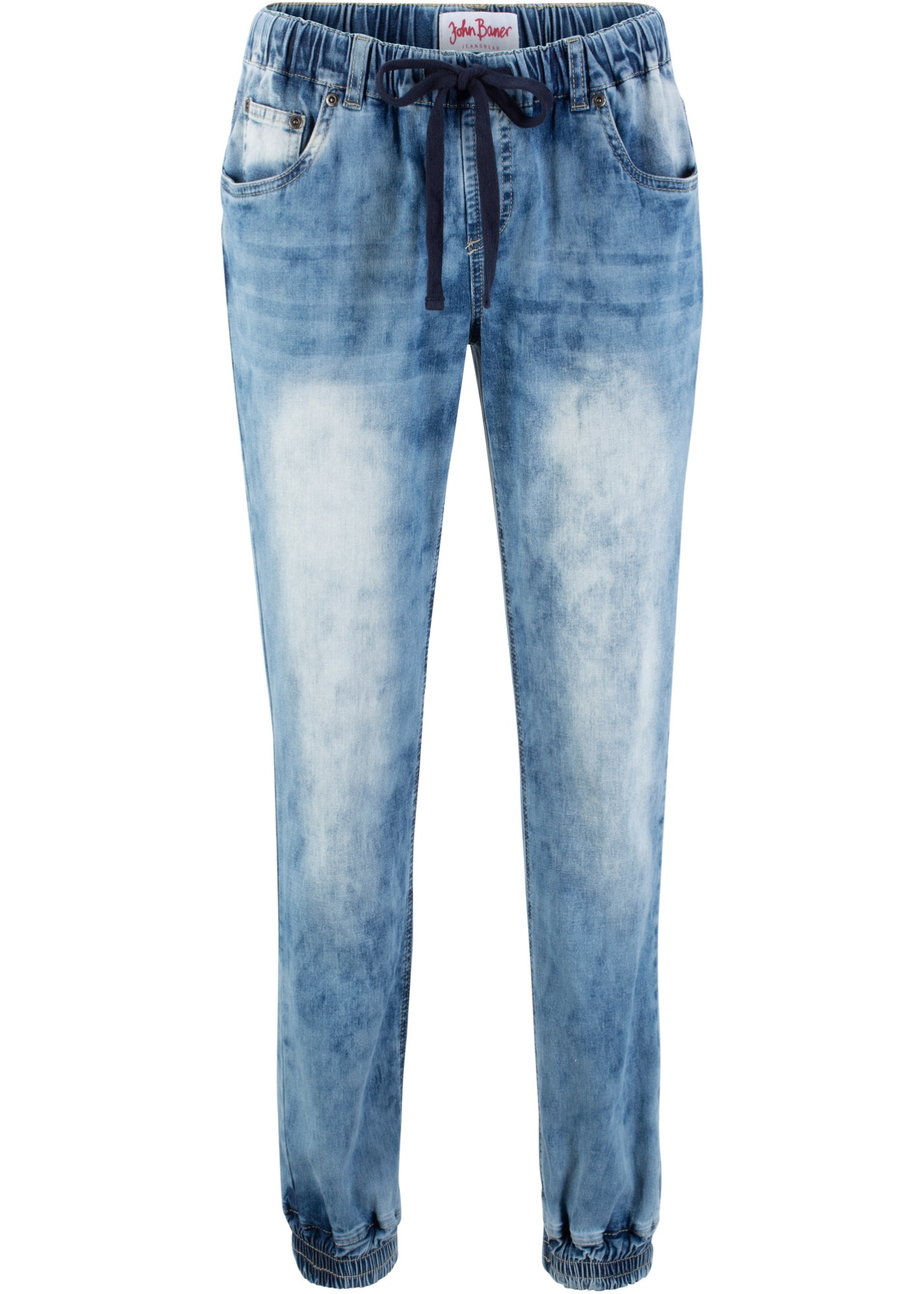 Pull on-stretch-Jeans, Comfort