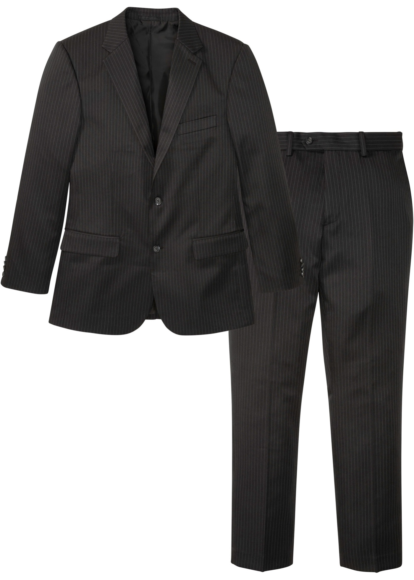 Bilde av 2 Delet Dress: Dressjakke Og Bukser