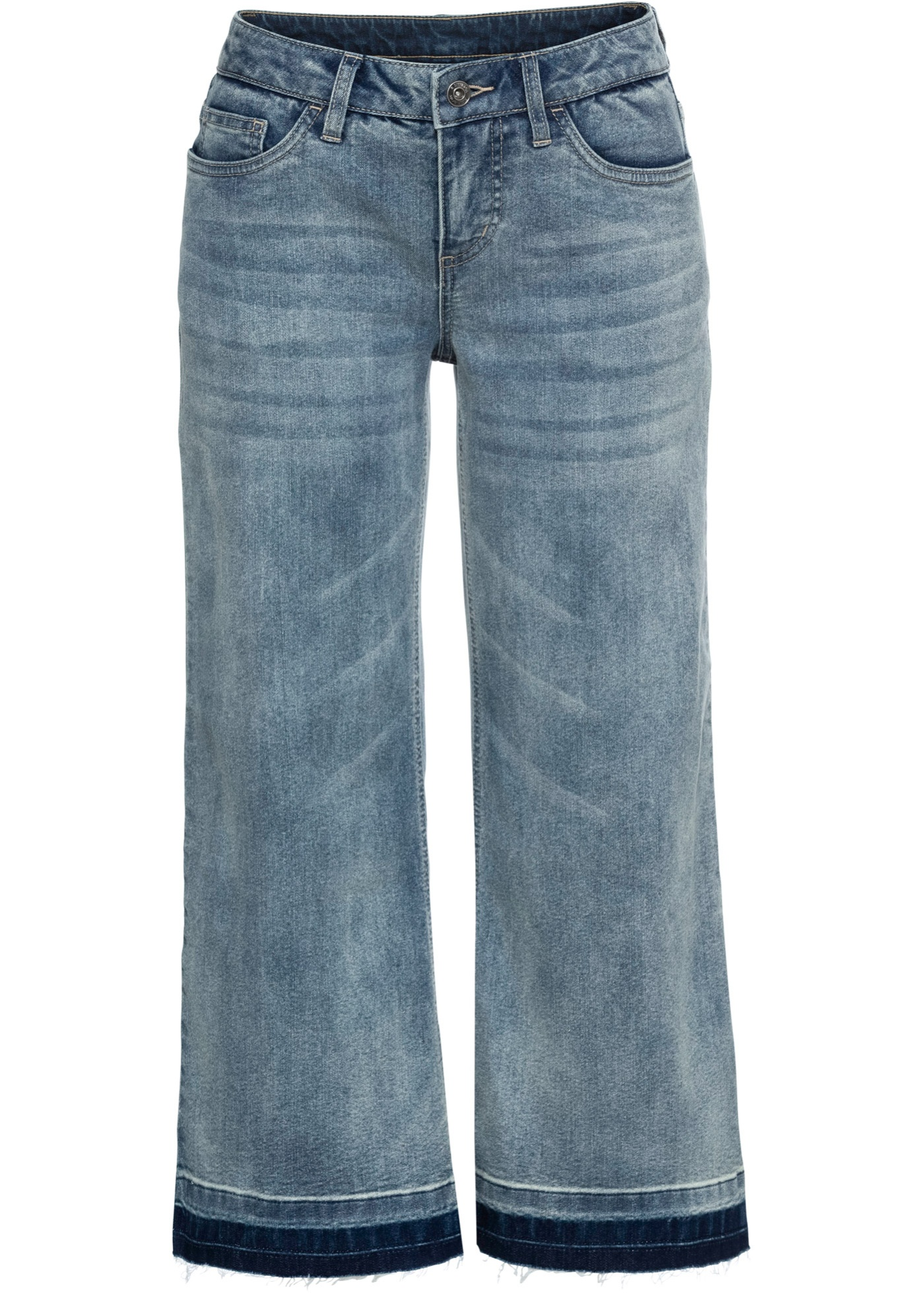 Culotter jeans