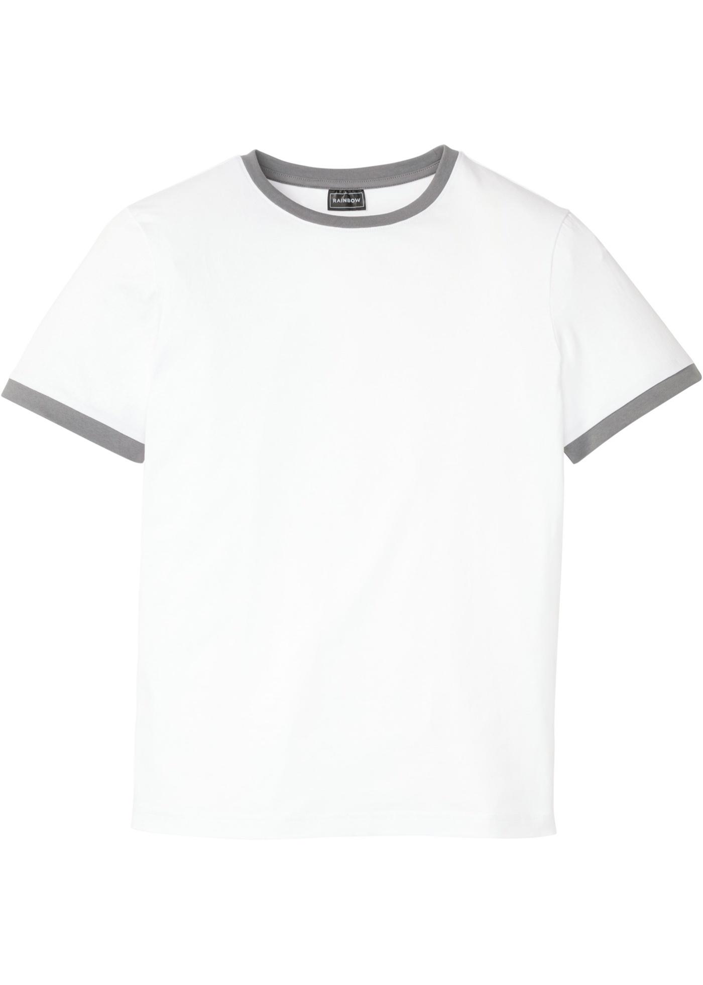 Stretchy T-shirt, Slim Fit