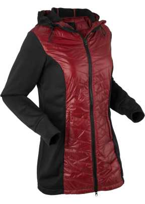 155a1f8b Lett, vattert jakke med fleece-innfelling, bpc bonprix collection