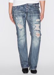 Jeans med sleng, RAINBOW