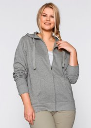 Sweatjakke, bpc bonprix collection