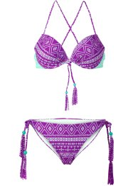 Push-up Bikini (2-deler, sett), RAINBOW