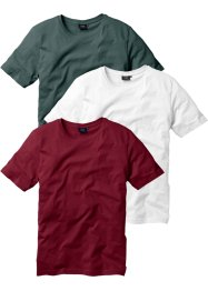 T-shirt (3-pakning), bpc bonprix collection