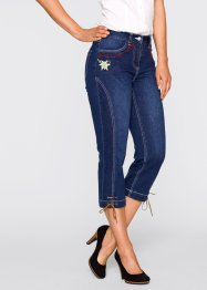 Tiroler-jeans, 3/4 lang, bpc bonprix collection