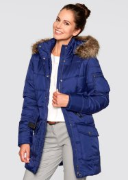 Parka med pelsimitat-besetning, bpc bonprix collection