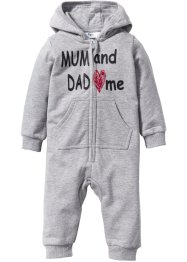 Overall for baby, med hette, bpc bonprix collection