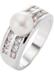 Ring med perle, bpc bonprix collection