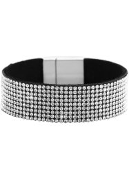bredt armbånd med strass-steiner, bpc bonprix collection