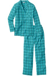 Flanell pyjamas, bpc bonprix collection
