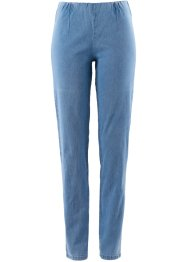 Jeans med stretch, rett passform, bpc bonprix collection