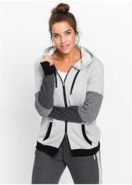 Sweaterjakke, lang arm, bpc bonprix collection