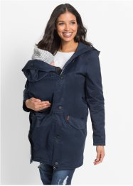 Mammaparkas med babyinnlegg, bpc bonprix collection