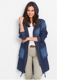 Parkas i jeans-look, bpc bonprix collection