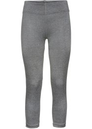 Sports-leggings, sømløs, 3/4 lang, bpc bonprix collection