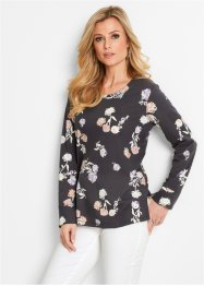 Sweatshirt med blomstertrykk, bpc selection