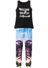 Topp + leggings (2 deler), bpc bonprix collection