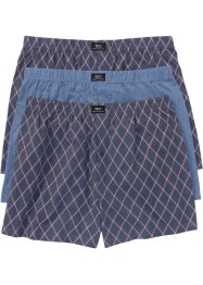 Boxershorts, ledig passform (3-pakning), bpc bonprix collection