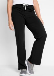 Joggebukse, lang, 2-pakning, bpc bonprix collection