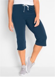 Trenings-capri med stretch, 3/4 lang, bpc bonprix collection