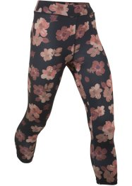 Sport-leggings, 3/4-lang, bpc bonprix collection