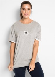 Lang T-shirt, halv arm, bpc bonprix collection