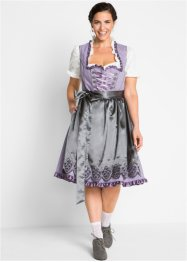 Dirndl med forkle, knekort, bpc bonprix collection
