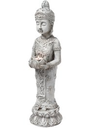 "Dekorfigur ""Buddah"" med telys, bpc living bonprix collection"