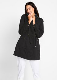 Parkas med jersyfor, bpc bonprix collection