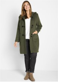 Dufflecoat ullfrakk, bpc bonprix collection