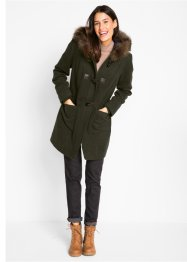 Duffel-coat med hette, bpc bonprix collection