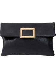 Clutch med gullfarget lås, bpc bonprix collection
