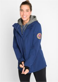 Lang softshell-jakke, 2-i-1 optikk, bpc bonprix collection