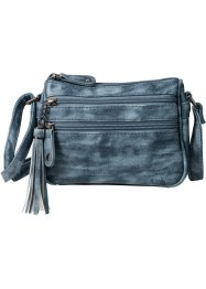 Liten skulderveske, denim, bpc bonprix collection