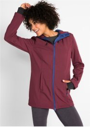 Praktisk, lang softshell-jakke, bpc bonprix collection