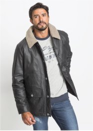 Oilskinsjakke Regular Fit, John Baner JEANSWEAR