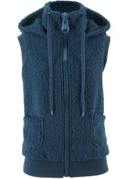 Teddyfleece-vest, bpc bonprix collection