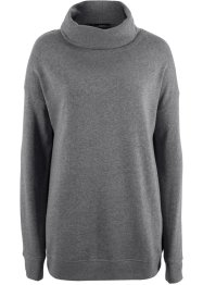 Sweatshirt med rullekrage, bpc bonprix collection