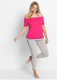 Pyjamas med leggings, bpc bonprix collection
