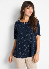 Bluse, halv arm, bpc bonprix collection
